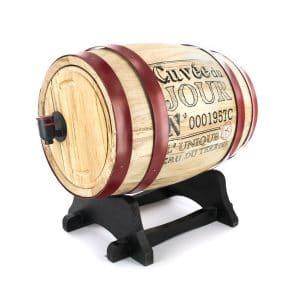 Tonneau à vin pour cubi